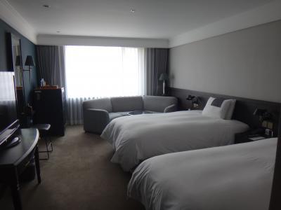 部屋は広くて快適です