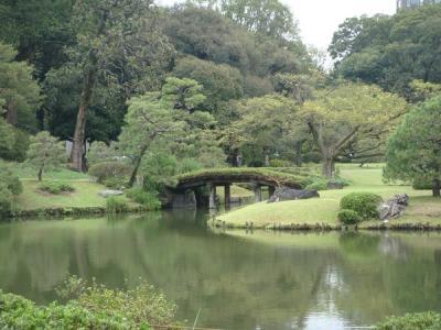 六義園 田鶴橋