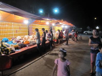 ナイトマーケット (ビエンチャン)