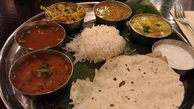 南インド料理!