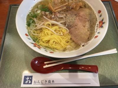 元祖はこだてラーメン おんじき庭本 空港店