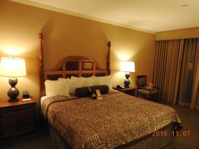格式高いインテリアのホテル