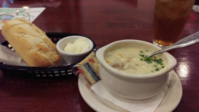 ベイクドポテトスープ