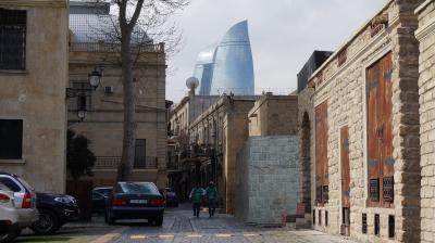 バクー旧市街