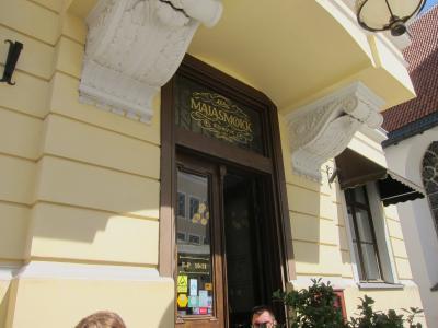 タリン旧市街ど真ん中にある最古のカフェ