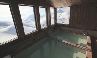 温泉最高。ごはんも美味しい!山小屋とは思えない快適さ。