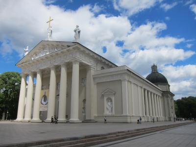 ギリシャ神殿風な聖堂