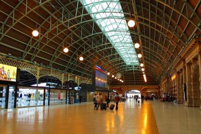ターミナル駅の魅力