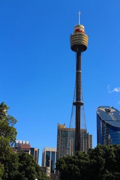 シドニーのランドマークのひとつ