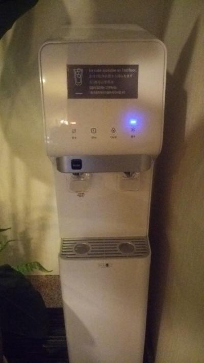 各階設置の給水器