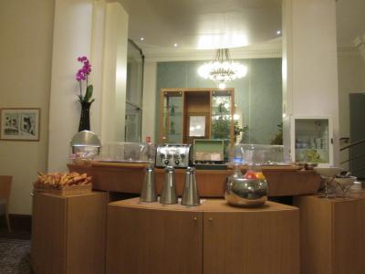 ホテル コロナ オペラの朝食