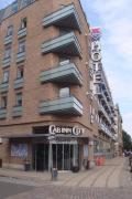宿泊評価(Cabinn City (キャビン シティ))【コペンハーゲン、デンマーク】