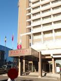 綺麗なホテル