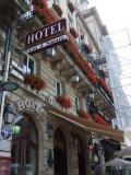 可愛らしいホテル