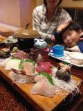 釣りでお勧め、家族でお勧め、食事も大満足!