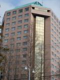 ゆっくりくつろげる16階建てのホテル