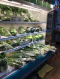 館内で、新鮮な野菜を購入する事ができます。新鮮な採れ立ての野菜を買ってみてください。