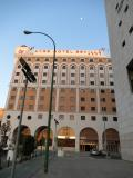Sevilla San Justa駅近くのコルドバ等への日帰り旅行に便利なホテルです。