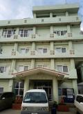 古いホテルです