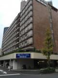 晴海グランドホテルに久々の宿泊です