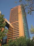 サンチャゴ新市街の便利な立地の高級ホテル