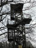 高取山の展望台