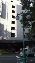 新幹線口の老舗ビジネスホテル