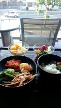 朝食はおいしかったカンデオホテルズ福山
