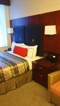 快適なホテル