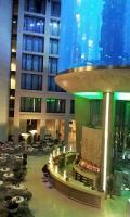 立地抜群のホテル