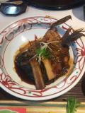 鯛の兜焼きが美味しい!