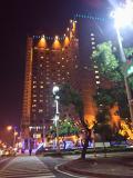 落ち着きのある高級ホテル