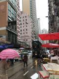 香港にありがちな狭いホテルです