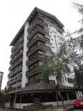 キトの新市街にある四つ星ホテルです