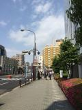 駅近ホテル。