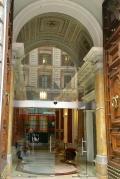 ローマの観光スポットへは、どこに行くにも徒歩圏内