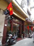近くに美味しいお店がたくさんある、旧市街の中の小さなホテル