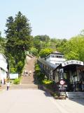 飯盛山スロープコンベア