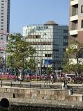 横浜で温泉。