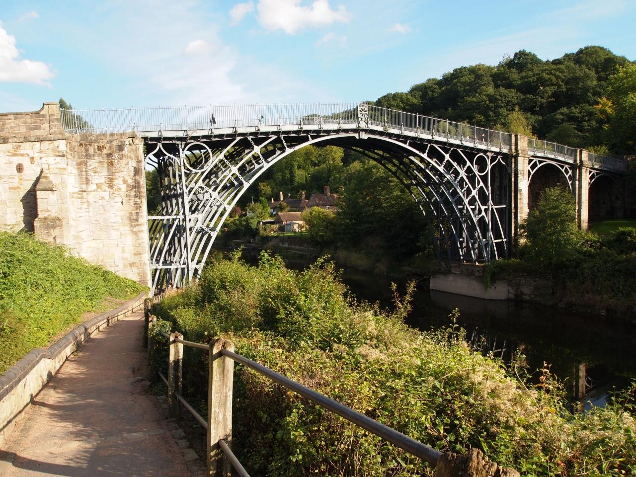 アイアンブリッジ・トールハウスIron Bridge Tollhouse
