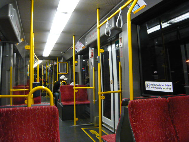 Tram for 136 north terrace adelaide