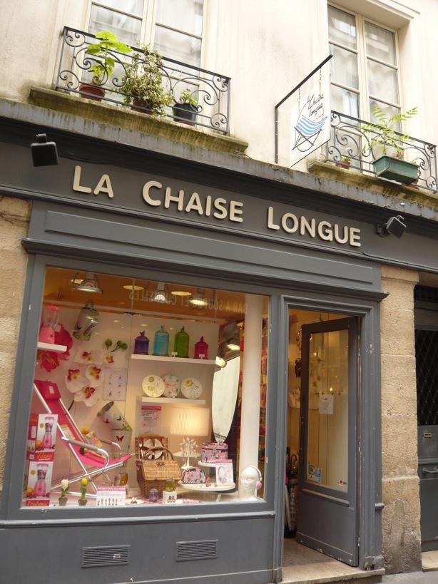 6 la chaise longue 6e arrondissement - La chaise longue rue princesse ...