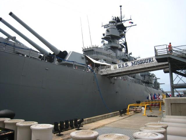 ミズーリ (戦艦)の画像 p1_31
