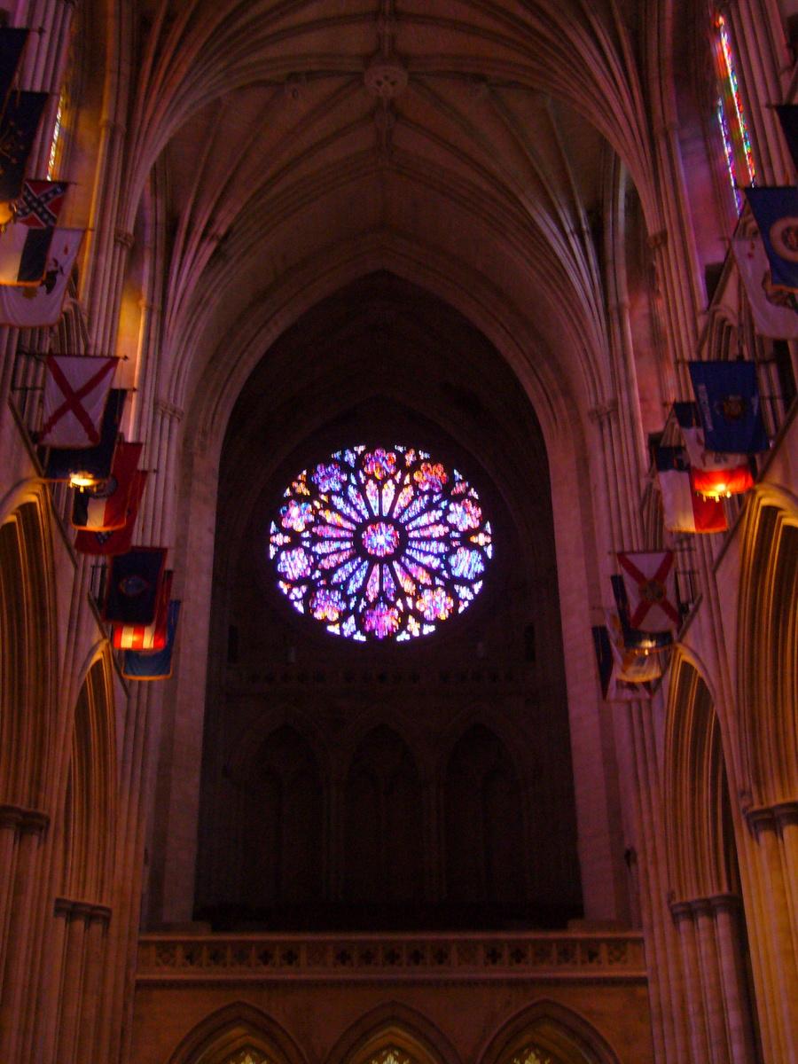 ワシントン国立大聖堂Washington National Cathedral
