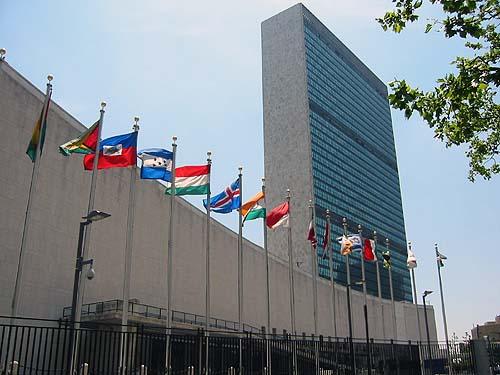 国連本部United Nations (United Nations Headquarters)