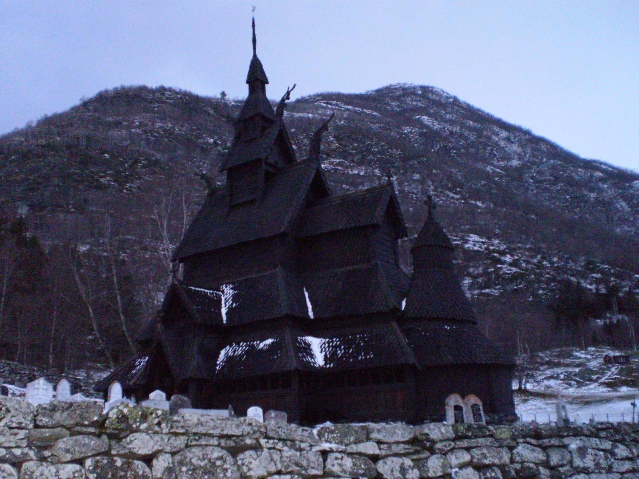 ウルネスの木造教会の画像 p1_20