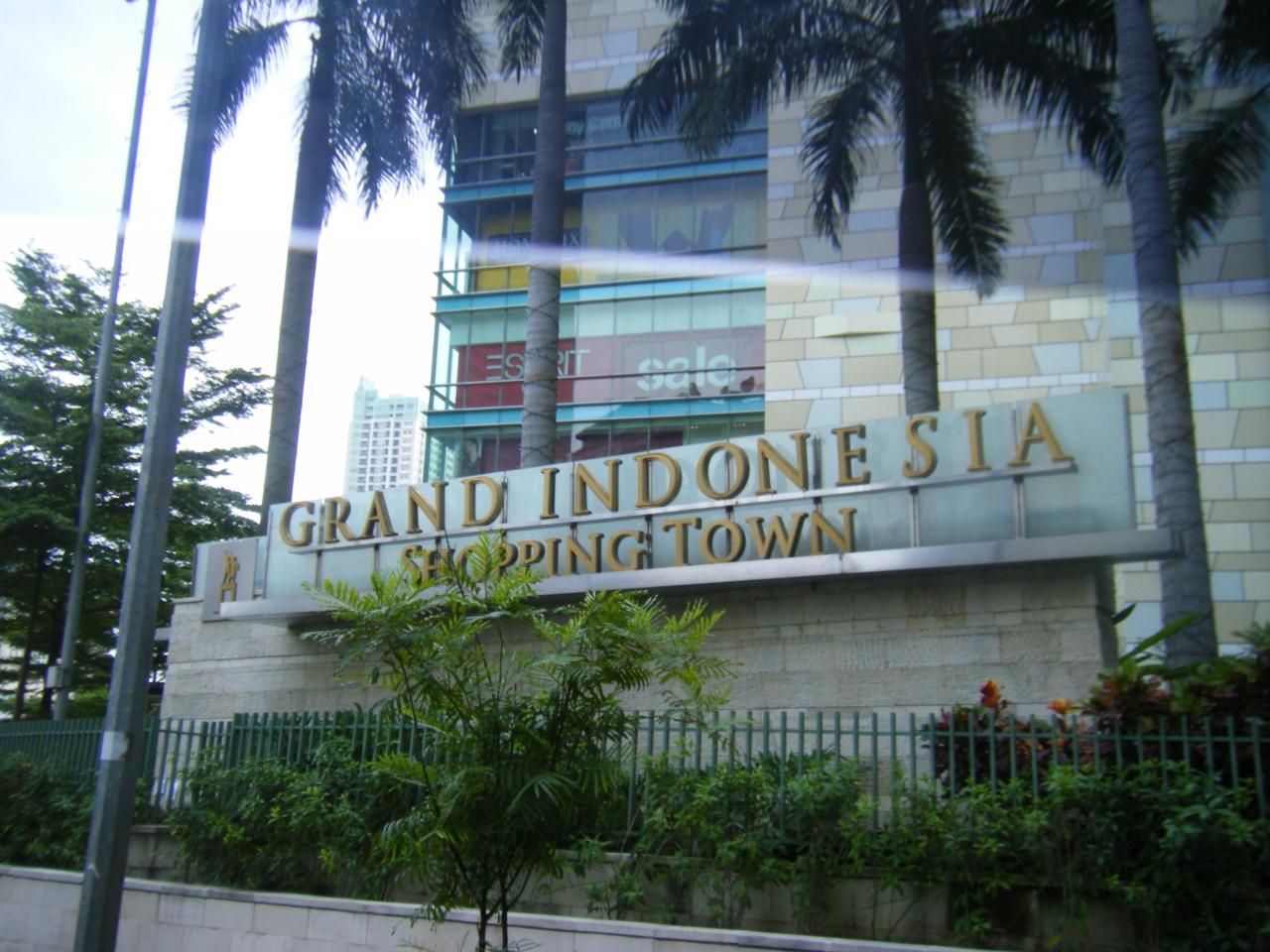 グランド インドネシア モールGrand Indonesia Mall