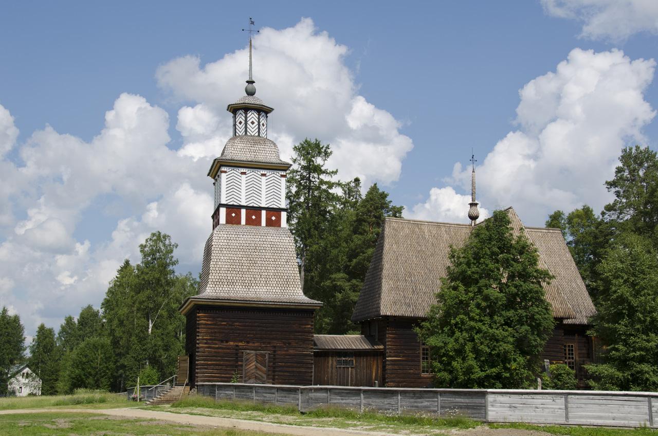 ペタヤヴェシの古い教会の画像 p1_39