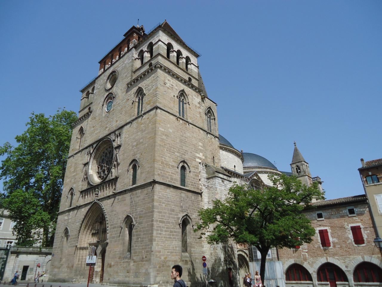 Cathedrale st etienne de cahors - Cathedrale saint etienne de cahors ...