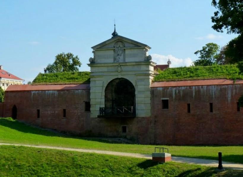 旧ルブリン門Old Lublin Gate